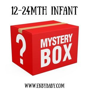 Mystery Lot with 11 pieces - 12-24mth size.